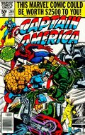 Captain America (1968 1st Series) 249