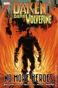 Daken Dark Wolverine No More Heroes HC (2012 Marvel) 1-1ST