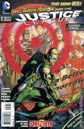 Justice League (2011) 8COMBO