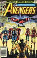 Avengers (1963 1st Series) 217