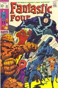 Fantastic Four (1961 1st Series) 82