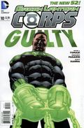 Green Lantern Corps (2011 2nd Series) 10