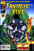 Fantastic Five (1999 1st Series) 5