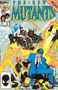 New Mutants (1983 1st Series) 37