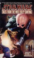 Star Wars Tales from the Mos Eisley Cantina PB (1995 Bantam Novel) 1-REP