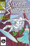 Silver Surfer (1987 2nd Series) 2