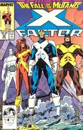 X-Factor (1986 1st Series) 26
