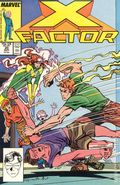 X-Factor (1986 1st Series) 20