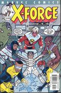 X-Force (1991 1st Series) 119