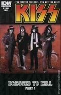 Kiss (2012 IDW) 1A
