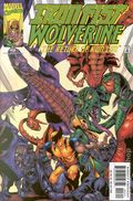 Iron Fist Wolverine (2000) 3