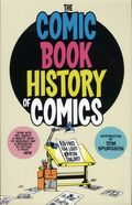 Comic Book History of Comics TPB (2012 IDW) 1-1ST
