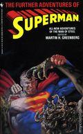 Further Adventures of Superman PB (1993 Bantam Novel) 1-REP