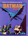Comics Files Magazine Spotlight on Batman Files SC (1986) 1-1ST