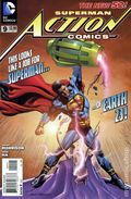Action Comics (2011 2nd Series) 9B