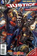 Justice League (2011) 9COMBO