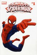 Marvel Universe Ultimate Spider-Man Comic Reader SC (2012 Marvel) 1-1ST
