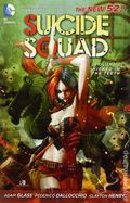 Suicide Squad TPB (2012 DC Comics The New 52) 1-1ST