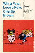 Win a Few, Lose a Few, Charlie Brown HC (1974 A Peanuts Book) 1-1ST