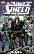 Nick Fury Agent of SHIELD Classic TPB (2012- Marvel) 1-1ST