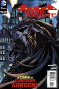 Batman The Dark Knight (2011 2nd Series) 11A