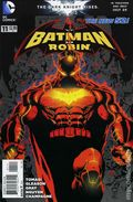 Batman and Robin (2011 2nd Series) 11A