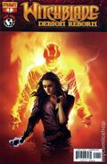 Witchblade Demon Reborn (2012 Dynamite) 1A