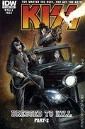 Kiss (2012 IDW) 2A