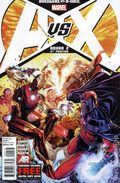 Avengers vs. X-Men (2012 Marvel) 2H