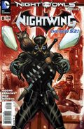 Nightwing (2011 2nd Series) 8B