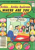 Archie Andrews, Where are You? Digest (1981) 14