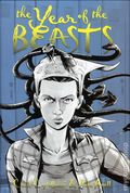 Year of the Beasts HC (2012 Illustrated Novel) 1-1ST