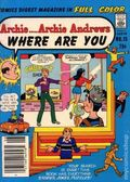 Archie Andrews, Where are You? Digest (1981) 15
