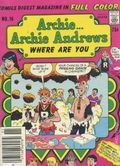 Archie Andrews, Where are You? Digest (1981) 16