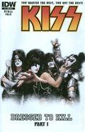 Kiss (2012 IDW) 1RIB