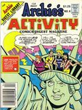Archie's Activity Comics Digest Magazine (1985) 4