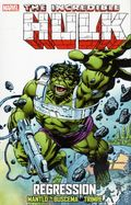 Incredible Hulk Regression TPB (2012 Marvel) 1-1ST