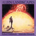 Alien Landscapes HC (1979 Mayflower Books) 1-1ST