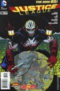 Justice League (2011) 10B