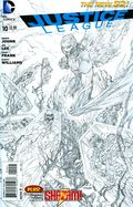 Justice League (2011) 10C