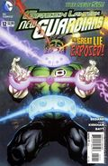 Green Lantern New Guardians (2011) 12A