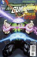 Green Lantern New Guardians (2011) 12A
