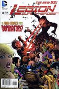 Legion of Super-Heroes (2011 7th Series) 12