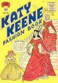 Katy Keene Fashion Book Magazine (1955) 1