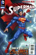 Superman (2011) Annual 1