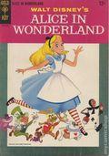 Alice in Wonderland (1965 Movie Comics Gold Key) 1A