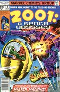 2001 A Space Odyssey (1976) 35 Cent Variant 9