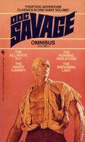 Doc Savage Omnibus PB (1986-1990 Novel) 1-REP