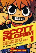 Scott Pilgrim HC (2012 Oni Press Color Edition) 1-1ST