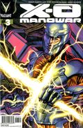 X-O Manowar (2012 3rd Series Valiant) 3B